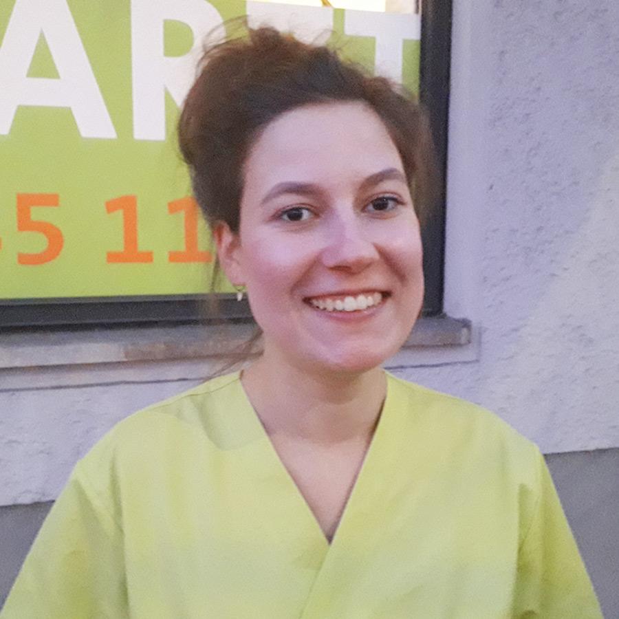 Anne Schlutt - Tierärztin