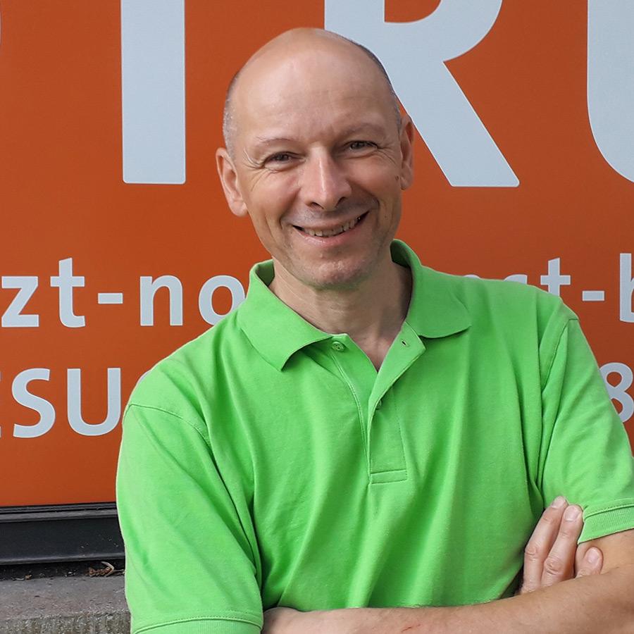 Fred Willitzkat - Tierarzt