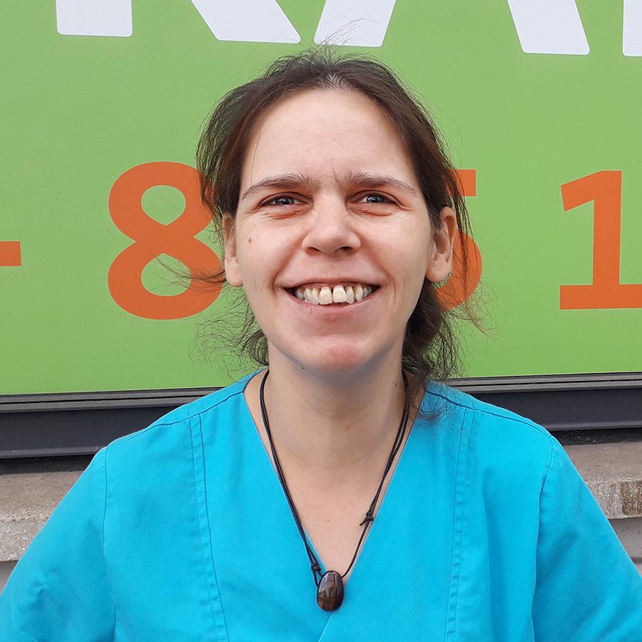Verena Seeger - Tierarzthelferin